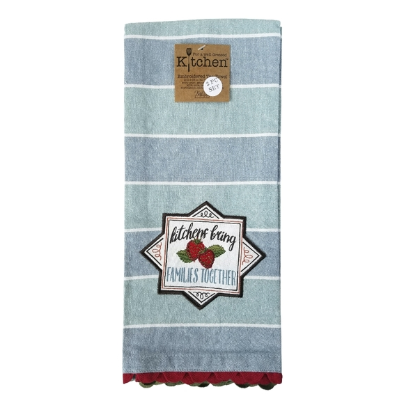 Kay Dee Designs Other - 🆕Kay Dee Designs Happiness is Homemade Tea Towels